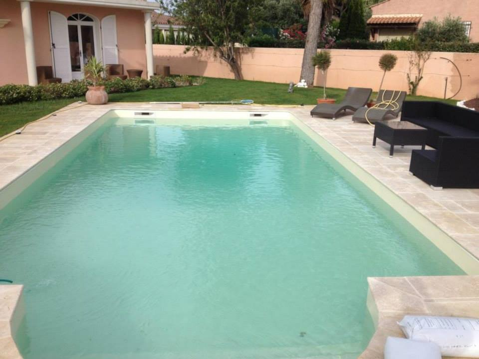R novation atout piscine for Renovation liner piscine